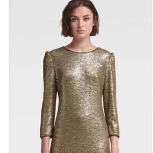 DKNY Sequined Dress 2